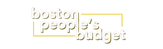 Boston People's Budget's official logo